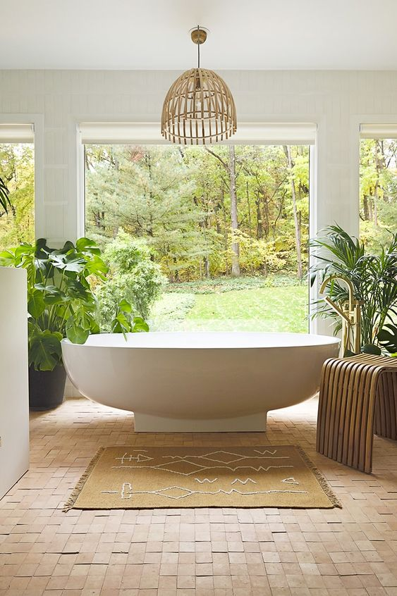 salle de bain luxe, salle-de-bain dans la chambre, très grande baignoire, baignoire de rêve, salle-de-bain haut-de-game, salle-de-bain déco, salle de bain design, salle de bain moderne, salle de bain dans chambre, chambre de bain