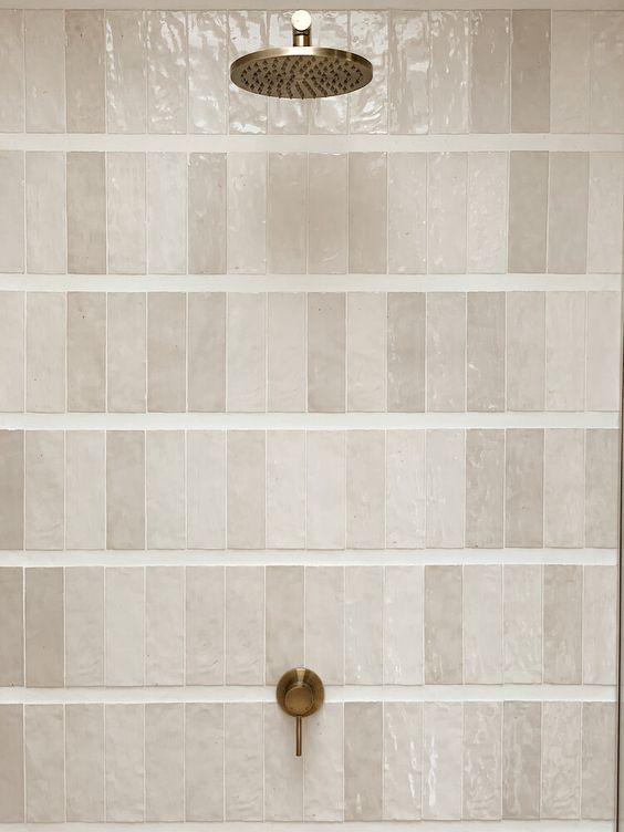 zellige gris, salle de bain moderne, salle de bain design, architecte d'intérieur Lille, decoratrice Lille