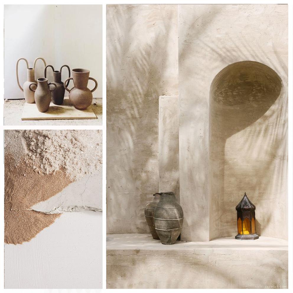 décoration matière naturelle