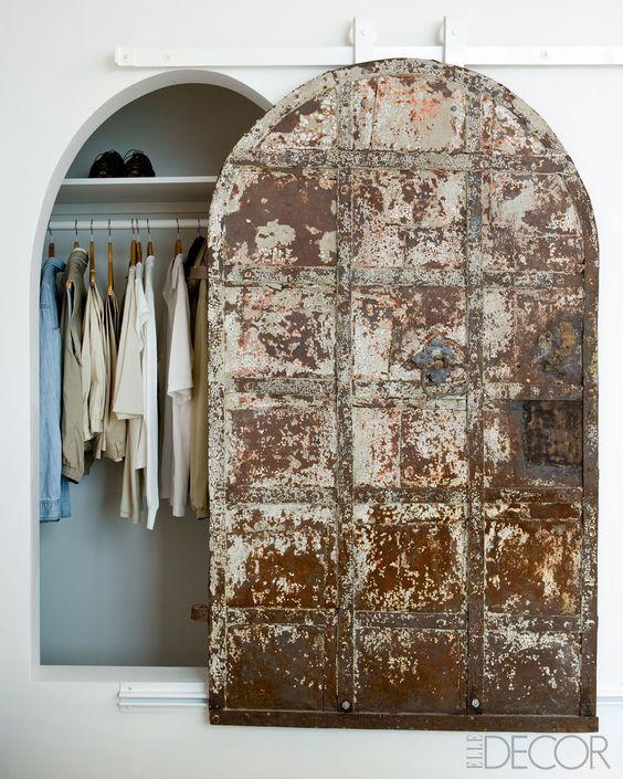 porte de dressing originale